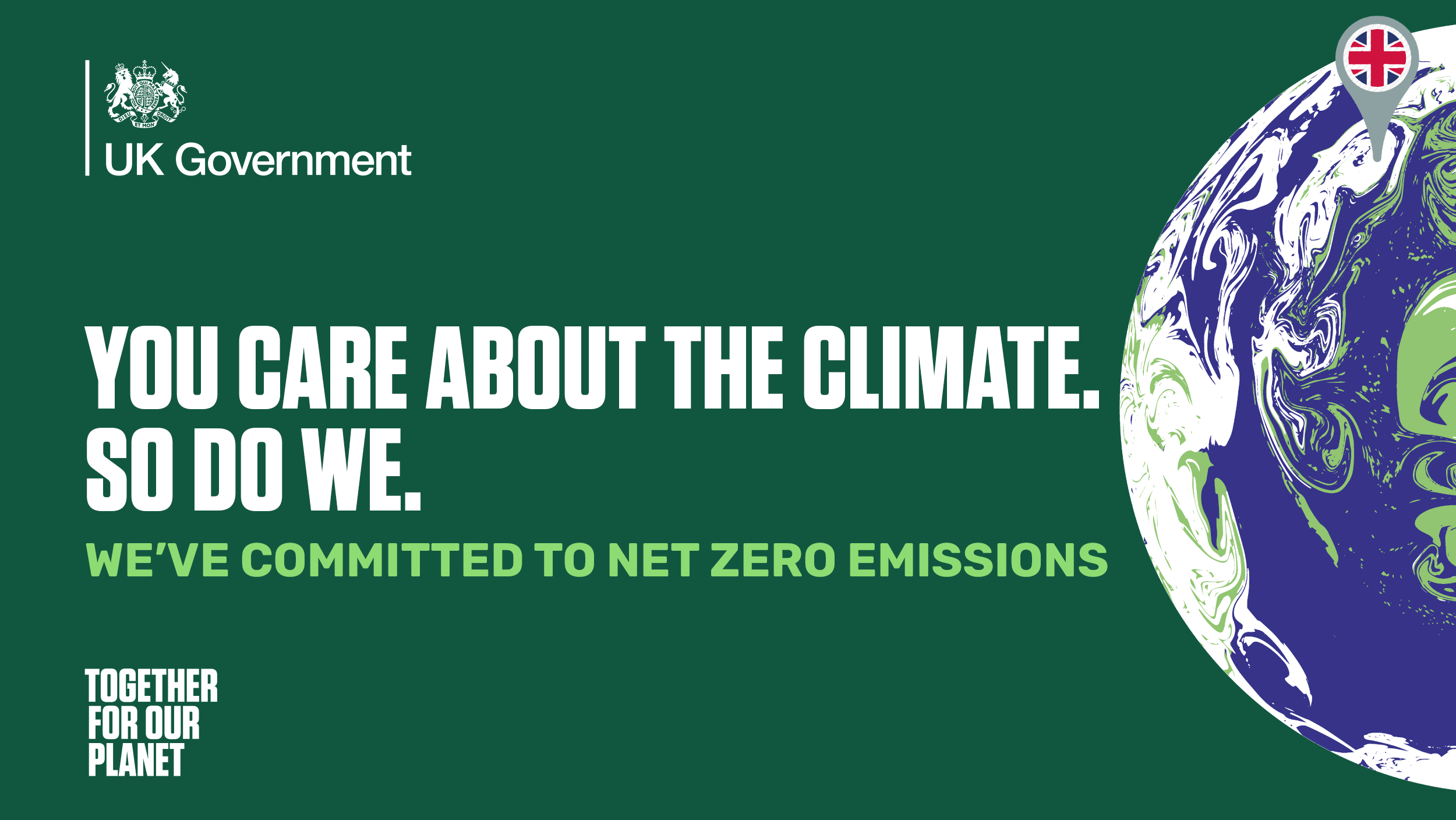 Join the UK SME Climate Hub and commit to net zero carbon emissions
