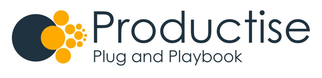 Sharpen control and build your business with our Productise Plug and Playbook